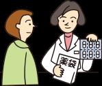 薬局が開いていない時間にも薬の相談ができ、在宅医療もサポートしてもらえる